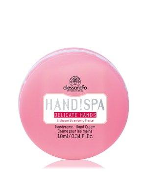 Alessandro Hand!Spa Delicate Hands Erdbeere Handcreme