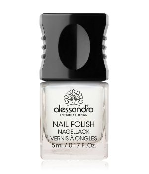 Alessandro Nail Polish Colour Explosion Small Nagellack 5 ml Nr. 103 - Milky Dream
