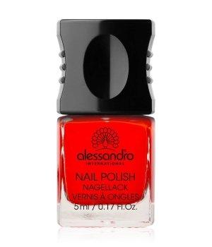Alessandro Nail Polish Colour Explosion Small Nagellack 5 ml Nr. 126 - Velvet Red