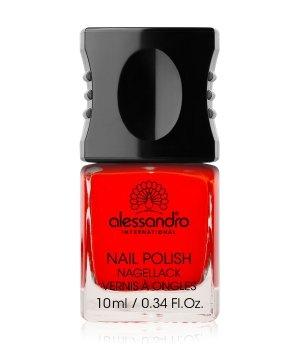 Alessandro Nail Polish Colour Explosion Nagellack  10 ml Nr. 112  - Classic Red