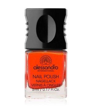 Alessandro Nail Polish  Nagellack 5 ml NR. 114  - ORANGE RED