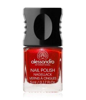 Alessandro Nail Polish Colour Explosion Small Nagellack 5 ml NR. 125  - FIRE & FLAME