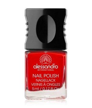 Alessandro Nail Polish Colour Explosion Small Nagellack 5 ml NR. 128  - RED CARPET