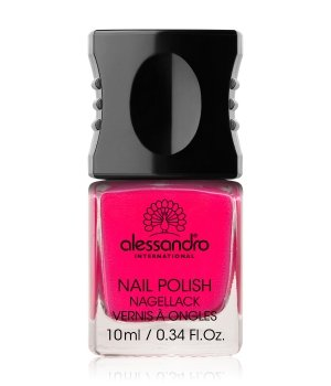 Alessandro Nail Polish Colour Explosion Nagellack 10 ml Nr. 143  - Bubble Gum