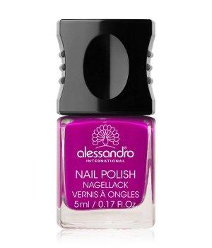 Alessandro Nail Polish  Nagellack 5 ml NR. 151 - PURPLE SECRET