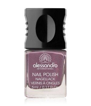 Alessandro Nail Polish Colour Explosion Nagellack 5 ml NR. 167  - DUSTY PURPLE