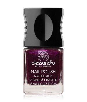 Alessandro Nail Polish Colour Explosion Small Nagellack 5 ml Nr. 190 - Purple Purpose