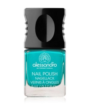 Alessandro Nail Polish Colour Explosion Small Nagellack 5 ml Nr. 194 - Wild Safari
