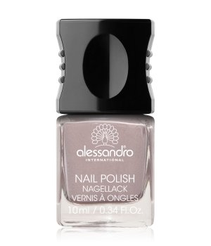 Alessandro Nail Polish Colour Explosion Nagellack 10 ml Nr. 197 - Velvet Taupe