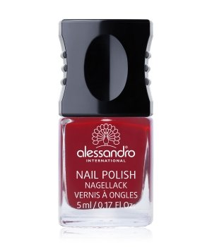 Alessandro Nail Polish Colour Explosion Small Nagellack 5 ml Nr. 934 - P.S. I Love You