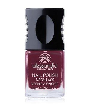 Alessandro Nail Polish Colour Explosion Small Nagellack 5 ml Nr. 936 - Berry Wine