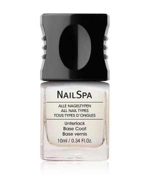 Alessandro Nail Spa mit Lotus Nourishing Base Coat Nagelunterlack für Damen