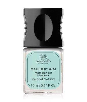 Alessandro Professional Manicure Matte Top Coat Nagelüberlack für Damen