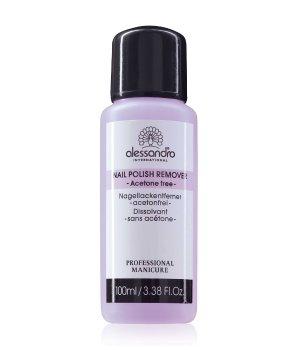 Alessandro Professional Manicure Nail Polish Remover Nagellackentferner für Damen