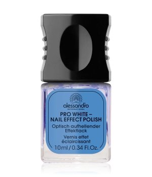 Alessandro Professional Manicure Pro White Nail Effect Polish Nagelunterlack für Damen