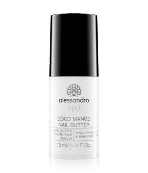Alessandro Spa Coco Mango Nail Butter Nagelcreme für Damen und Herren