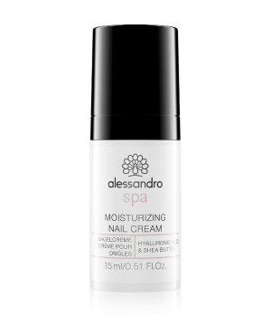 Alessandro Spa Moisturizing Nail Cream Nagelcreme Unisex
