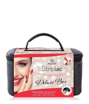Alessandro Striplac Deluxe Box Maniküre-Set für Damen