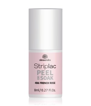 Alessandro Striplac Peel or Soak French Rosa Nagellack für Damen