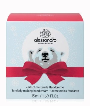 Alessandro Xmas Ice Bear Handcreme für Damen