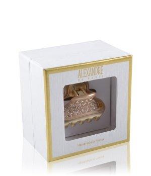 Alexandre de Paris Pince Vendôme 3,8 cm Champagner-Gold Haarspangen für Damen