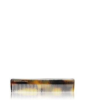 Alexandre de Paris Schildpatt-Acetat 13 cm Strähnenkamm für Damen und Herren