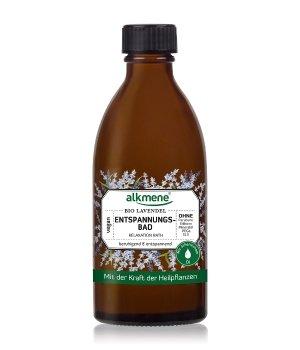 alkmene Bio Lavendel Entspannungsbad Badeöl für Damen und Herren