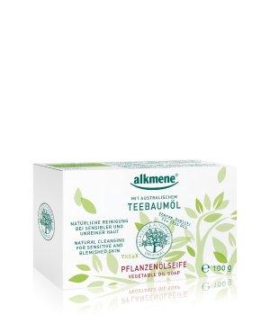 alkmene Teebaumöl  Stückseife für Damen und Herren