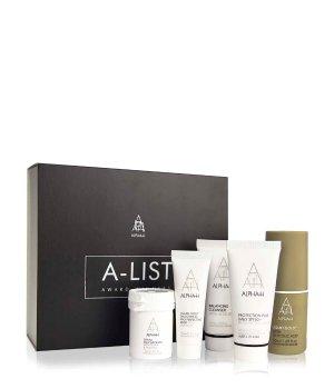 ALPHA-H A-List Kit  Gesichtspflegeset für Damen