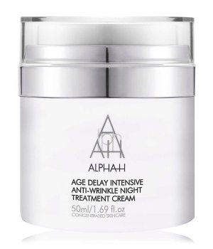 ALPHA-H Age Delay Intensive Anti Wrinkle Night Cream Nachtcreme für Damen