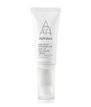 ALPHA-H Age Delay Intensive Eye and Lip Treatment Augencreme für Damen