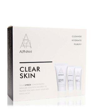 ALPHA-H Clear Skin Collection Kit Gesichtspflegeset für Damen