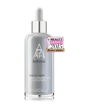 ALPHA-H Liquid Laser Concentrate  Nachtserum für Damen