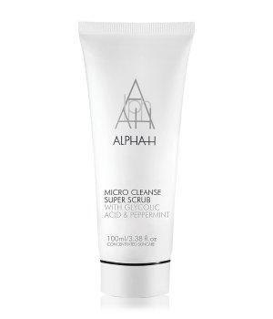 ALPHA-H Micro Cleanse Super Scrub  Gesichtspeeling für Damen