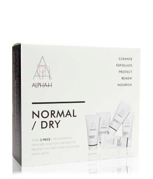 ALPHA-H Normal to Dry Kit  Gesichtspflegeset für Damen