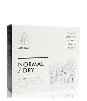 ALPHA-H Normal to Dry Kit  Gesichtspflegeset für Damen