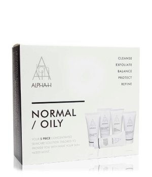 ALPHA-H Normal to Oily Kit  Gesichtspflegeset für Damen