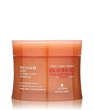 Alterna Bamboo Color Hold Rehab Deep Hydration Haarmaske für Damen und Herren