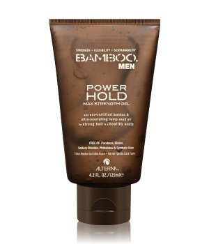 Alterna Bamboo Men Power Hold Haargel für Herren
