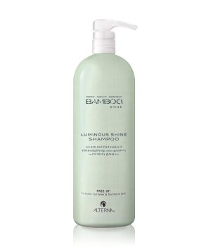 Alterna Bamboo Shine Luminous Shine Haarshampoo für Damen und Herren