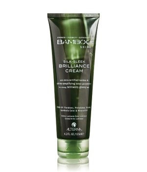 Alterna Bamboo Shine Silk-Sleek Brilliance Cream Leave-in-Treatment für Damen und Herren