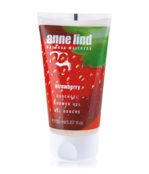 Annemarie Börlind Anne Lind Strawberry Duschgel für Damen