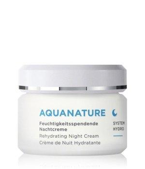 Annemarie Börlind AquaNature System Hydro Nachtcreme für Damen und Herren