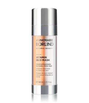 ANNEMARIE BÖRLIND Beauty Masks Vitamin Duo Mask Gesichtsmaske Unisex