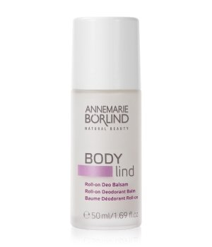 Annemarie Börlind Body Lind  Deodorant Roll-On für Damen