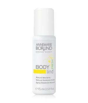 Annemarie Börlind Body Lind Fresh Natrural Deodorant Spray für Damen