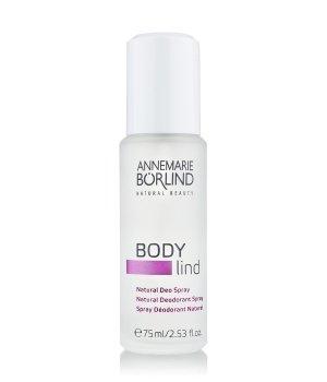 Annemarie Börlind Body Lind Natural Deodorant Spray für Damen