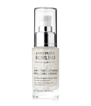 ANNEMARIE BÖRLIND Natural Beauty Anti Pollution & Moisture Gesichtsserum für Damen und Herren