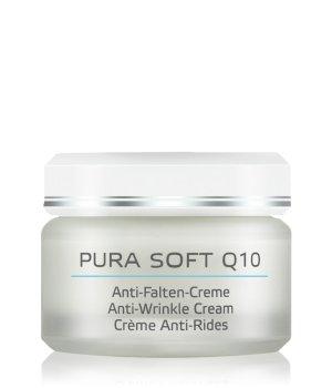 ANNEMARIE BÖRLIND Pura Soft Q10 Anti-Falten-Creme Gesichtscreme für Damen