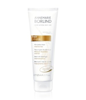 Annemarie Börlind Seide Natural Hair Care Intensiv-Kur Haarkur für Damen